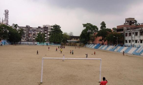 The Nawab's Playground