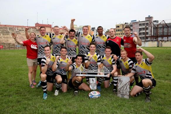 Calcutta 7s Champions!