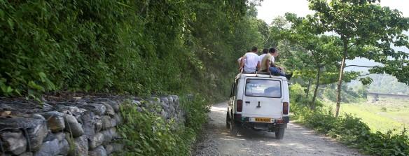 Crazy Driving - Crazy Passengers