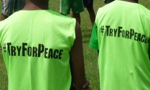 #TryForPeace