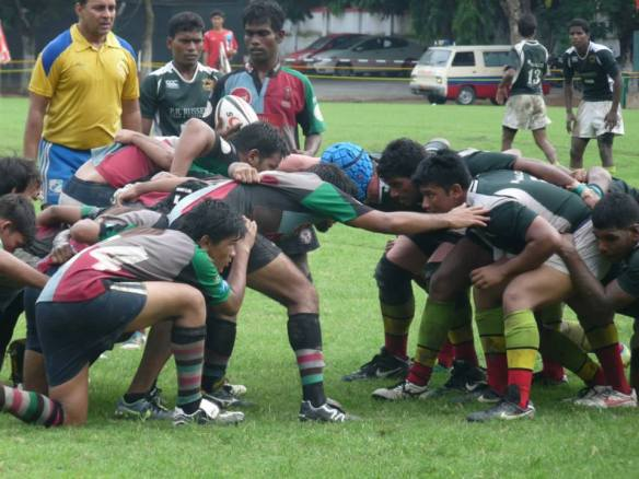 Scrum time....