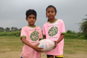 Aditya Singh and Khushi Shaw