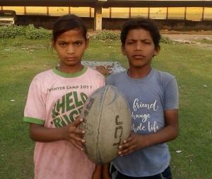Alisha Khatoon and Sanny Ali